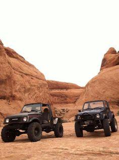 Utah rigs