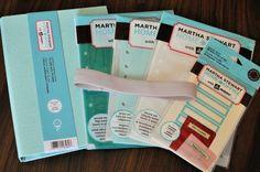 MAKE A COUPON BINDER WITH MARTHA STEWART OFFICE SUPPLIES!
