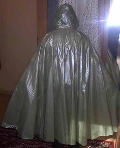 Plastic Raincoat, Plastic Pants, Rain Wear, Capes, Google, Raincoat, Places, Color, Accessories