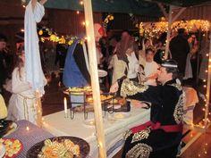 Night in Bethlehem activity detailed instructions
