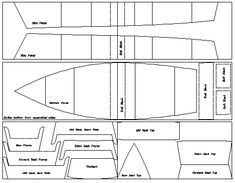 Boat Plans for power, sail and small boats. Boat kits and supplies plus the best boat building technical support. Free Boat Plans, Side Deck, Small Drawings, Best Boats, Boat Kits, Naval, Boat Building Plans, Boat Design, Small Boats