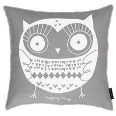 Beatrice Off-White (Grey) Cushion