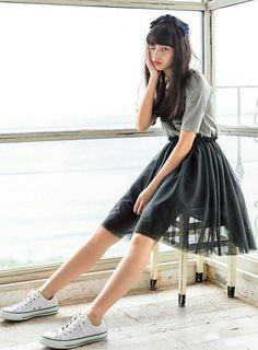 I'm a transgendered Asian woman living as a man. Human Poses Reference, Pose Reference Photo, Japan Fashion, Girl Fashion, Fashion Outfits, Nana Komatsu Fashion, Asian Woman, Asian Girl, Japonese Girl