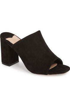 Tony Bianco Carabou Open Toe Mule (Women) available at #Nordstrom