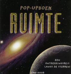 Pop-up boek Ruimte - Emily Hawkins, Peter Bond(informatief/+8)