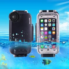 get a brand new collection...come on let's check it out:Waterproof Diving Case Underwater Camera Housing 40m/130ft  For I phone