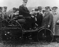 DID YOU KNOW? The first car to run on petrol was made in 1885 by the German engineer Karl Benz. Since then almost all cars have run on petrol.