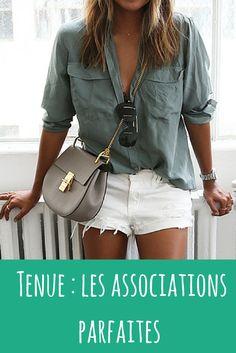 A découvrir sur le blog : Les associations parfaites de vêtements pour une tenue simple mais chic !