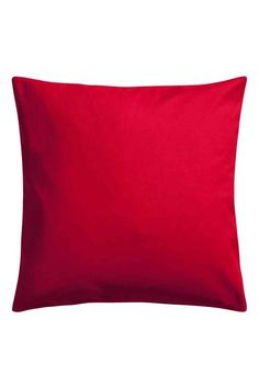 Canvas cushion cover | H&M