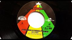 Sara Lugo & Kabaka Pyramid - High & Windy. Released in 2016 on the Oneness Record label.  The flip side is Skarra Mucci & Kiprich - Love Mi Fe Me
