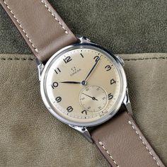 Sieh dir dieses Instagram-Foto von @bulangandsons an • Gefällt 785 Mal Men's Watches, Cool Watches, Watches For Men, Designer Watches, Antique Watches, Vintage Omega, Omega Speedmaster, Clocks, Omega Watch