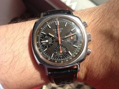 What's Selling Where: Four Cool Vintage Chronographs Under $4,000