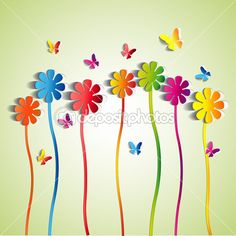 Find Abstract Paper Flowers Background Paper Butterflies stock images in HD and millions of other royalty-free stock photos, illustrations and vectors in the Shutterstock collection. Paper Butterflies, Butterfly Art, Paper Flower Garlands, Paper Flowers, Mural Floral, Classroom Wall Decor, March Themes, Abstract Paper, Spring Theme