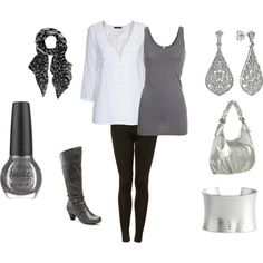 Replica of what I'm wearing today!, created by trivers812.polyvore.com