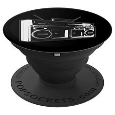 Cool Old School Boombox Retro Ghetto blaster Tape Deck PopSockets Grip and Stand for Phones and Tablets Love Rap, Gift Card Balance, Pop Socket, Boombox, Old School, Tape, Phones, Deck, Cool Stuff