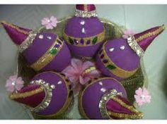 Tray Decoration For Wedding Awesome Wedding Decoration Show Pieces With Dry Coconut And Betel Nuts Inspiration Design