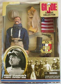 Teddy Roosevelt G.I. Joe