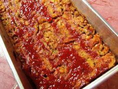 A Crowd Favorite, Vegan Lentil Loaf You Don't Won't to Miss: Vegetarian and vegan lentil loaf - a satisfying entree idea