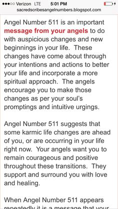 511 angel number meaning