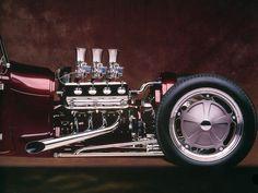 Hot Rods 1929 Ford Roadster Pickup 9 - Transport Wallpaper Image ...