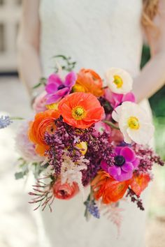 Stunning summer bouquet. Photography by jnicholsphoto.com, Event Coordination by keelythorne.com, Floral Design by merveilleevents.com, Read more - http://www.stylemepretty.com/2013/06/18/austin-wedding-from-the-nichols/