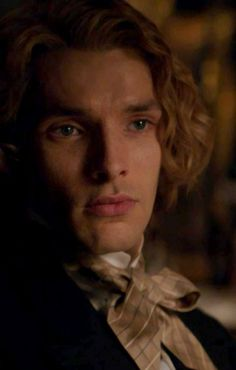 Colin as 'Bosie' in The Happy Prince.