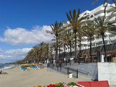 """Playa de """"La Fontanilla"""" en Marbella, España (SAMSUNG DUOS 18.06.2013 11:37 by Fbb) http://www.skindefenders.com"""