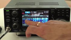 Introduction to the IC-7300 HF/50/70MHz Transceiver: https://youtu.be/GaR64RddTnQ
