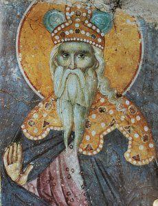 Manuil Panselinos: Frescele Bisericii Protaton din Karyes (199 fotografii)   Sfântul Munte Athos