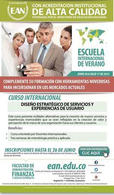#NOVOCLICK esta con @UniversidadEAN #ESCUELAINTERNACIONALDEVERANO