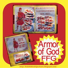 The Whole Armor of God FFG