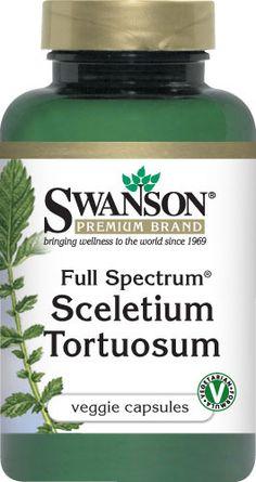 Full Spectrum Sceletium Tortuosum