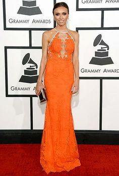 Giuliana Rancic: 2014 Grammy Awards