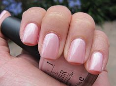 Just bought Opi Suzi and the lifeguard. Love it! Simplistic beauty and perfect subtlety for work. photo by jamesnkelly, via Flickr