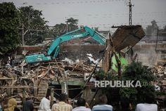 LBH Jakarta: Penggusuran di Pemerintahan Ahok Tertinggi dalam Sejarah !