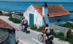 Beautiful Ile De Re in France... on our cycle holiday wish list.