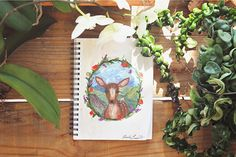Blog: Tumblr of the Week: Renée Louise Anderson - Doodlers Anonymous