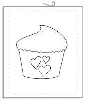Teacher´s Clipart: DIY sewing card for your students this Valentine's Day {FREE}