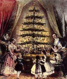 Sapin de Noël :le premier arbre de Noël tel que nous le connaissons, mais sans lumières encore, serait apparu en Alsace en 1521. Il fut ensuite introduit en France par la princesse Hélène de Mecklembourg qui l'apporta à Paris en 1837, après son mariage avec le duc d'Orléans. Au XVIIIe siècle, la coutume du sapin décoré était déjà bien implantée en Allemagne, en France et en Autriche.