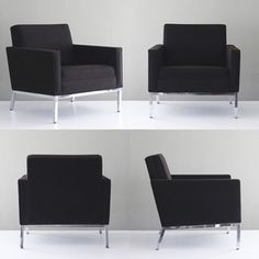 1977 Steelcase Club Chairs now featured on Fab.