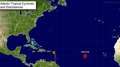 El huracán Gastón se fortalece en el Atlántico, ¿llegará a España? - http://www.meteorologiaenred.com/huracan-gaston-se-fortalece-en-el-atlantico.html