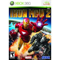Xbox 360 Games | Iron Man 2 Xbox 360 Game  amazon will provide the best price for xbox 360. link added
