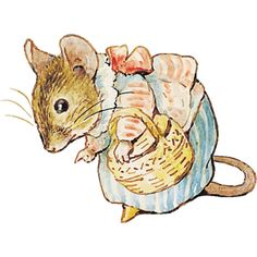 Mrs Tittlemouse  The Tale of Mrs. Tittlemouse tells the story of a wood-mouse named Mrs. Tittlemouse and her efforts to keep her house in order despite numerous unwanted visitors, particularly Mr. Jackson, a sloppy toad.