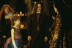 Interview with the Vampire - Louis and Claudia with Armand...vampires