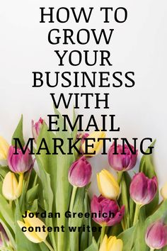 Is everyone telling you to get on your email marketing game, but you aren't sure what it's all about? Read this post about how to easily grow your business with email marketing! #entrepreneurs #emailmarketing #digitalmarketing #growyourbusiness Email Marketing, Digital Marketing, Get Subscribers, Email Providers, Proofreader, It Gets Better, Feeling Overwhelmed, Writing Services