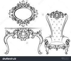https://www.shutterstock.com/pic-351846164/stock-vector-baroque-royal-set-of-furniture-with-damask-ornaments-vector.html?src=yaVv0ZF9tfVQ73xaQiU2pw-1-66