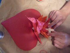 Sacred Heart Craft