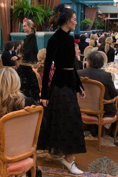 Chanel Métiers d'Art 2017 Paris Cosmopolite (Pre-Fall 2017) | Блогер BadGal на сайте SPLETNIK.RU 6 декабря 2016 | СПЛЕТНИК