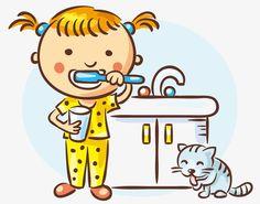 School Cartoon, Cartoon Kids, Cute Cartoon, Art Drawings For Kids, Drawing For Kids, Easy Drawings, Bible For Kids, Art For Kids, Crafts For Kids