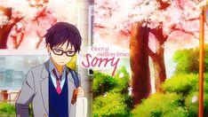 """Over a million times... I'm sorry."" || Shigatsu wa Kimi no Uso"